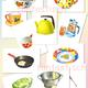 Дидактический материал на тему - Посуда