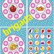 Разложи по тарелкам. Овощи Фрукты Ягоды