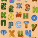 Клипарт Русский алфавит