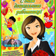 Плакат к 27 сентября - Дню дошкольного работника.