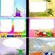Шаблоны для оформления детских и школьных презентаций