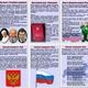 """Папка-передвижка """"Мы живем в Российском государстве"""""""
