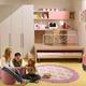 Интерьер для маленькой детской комнаты