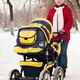 Детская прогулочная коляска для зимы. Какую выбрать?