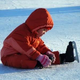Ребенок на прогулке зимой: главные правила детских прогулок