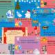 Шаблоны приглашений на разные детские праздники