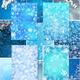 Фоны со снежинками