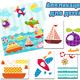 Аппликация для детей - Транспорт
