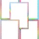 Шаблоны для оформления стендов, папок передвижек - Цветной м...