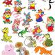 Детский клипарт для оформления - Животные