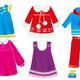 Дидактический материал - Детская одежда