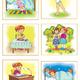 Сюжетные картинки для занятий с детьми - Режим дня дошкольни...