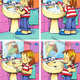 Сюжетные картинки для детей Личная гигиена
