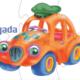 Пазлы для малышей. Транспорт