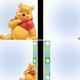 """Шаблон для оформления детских презентаций """"Винни-Пух-2"""""""