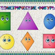 Геометрические фигуры. Презентация для детей