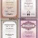 Наградные бланки - Сертификат, благодарность, диплом, грамот...