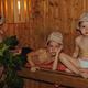 Баня для детей. С какого возраста можно ребенку в баню?