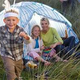 Семейный отдых в России с детьми. Кемпинг