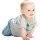 Как одеть ребенка, чтобы помочь ему научиться ползать?