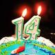 Конкурсы на день рождения (14 лет)