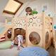 Как оптимально организовать пространство детской комнаты для...
