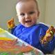 Пальчиковые краски: с какого возраста и как пользоваться
