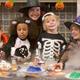 Еда на Хэллоуин для детей