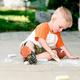 Игры на асфальте с мелом для детей дошкольного возраста
