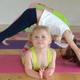 Детская йога: советы по здоровью родителям