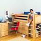 На что обратить внимание при покупке кровати чердака для реб...