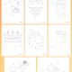 Детские математические раскраски. Счет до 10