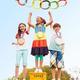 Как оформить уголок класса на тему Олимпийских игр?