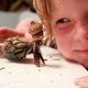 Детские осенние поделки из природного материала