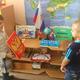 Патриотический уголок в детском саду (оформление)