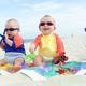 Признаки перегрева на солнце у ребенка (что делать, если мал...