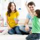 Семейные игры и конкурсы для детей и взрослых