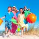 Летние игры для всей семьи. Идеи для летних семейных меропри...