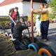 Украшение участка в детском саду своими руками