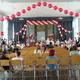Украшение зала на выпускной вечер в школе