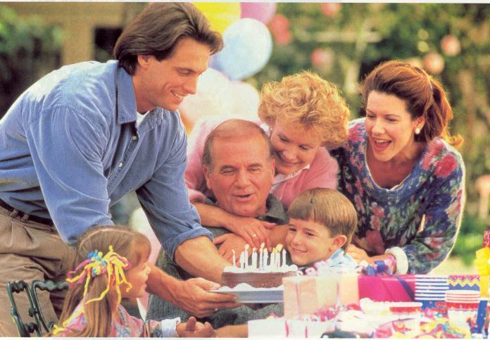 Семейные праздники и традиции в семье