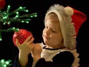 Рассказываем ребенку про Деда Мороза и Новый год