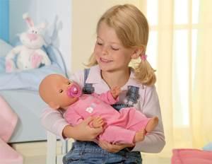 Куклы развивают воспитывают учат