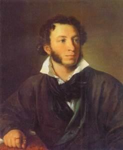 Портрет А.С. Пушкина работы В.А. Тропинина. 1827