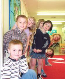 Оформление детского сада – второго дома для малышей