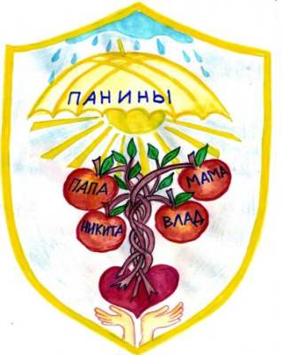 Семейное герб своими руками