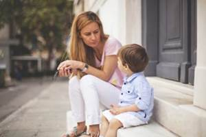 Безопасное поведение на улице (учим детей правилам безопасности)