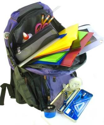 список необходимых вещей для первоклассника, что нужно первокласснику к школе