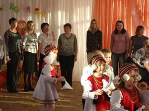 Сценарии ко дню матери казачки