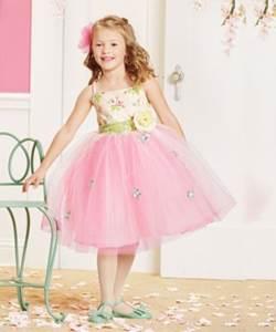 Платья для девочек на выпускной в детском саду